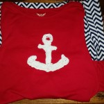 Crochet Anchor Pattern