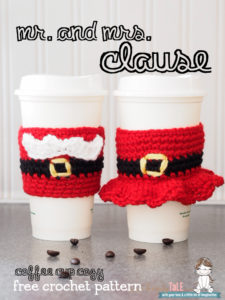 christmas crochet gift idea