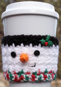 christmas cup wrapper