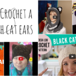 How To Crochet A Hat With Cat Ears