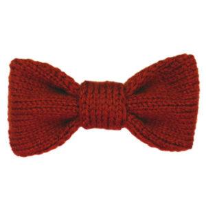 bow knit pattern free