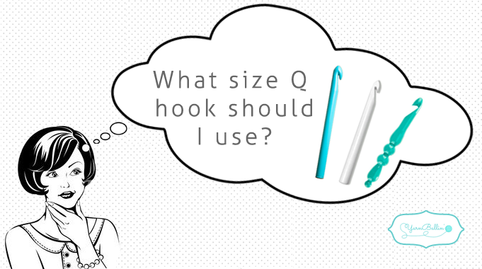 Size Q Crochet Hook