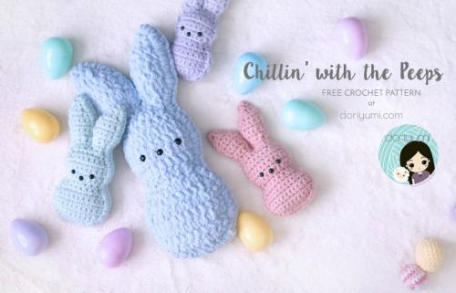 10 Adorable Easter Crochet Patterns